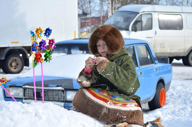 Дети Крайнего севера