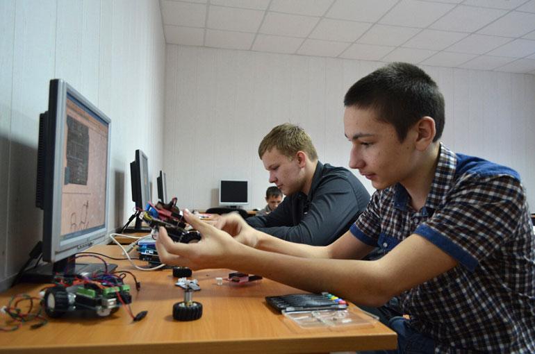 Наша школа в простом российском селе