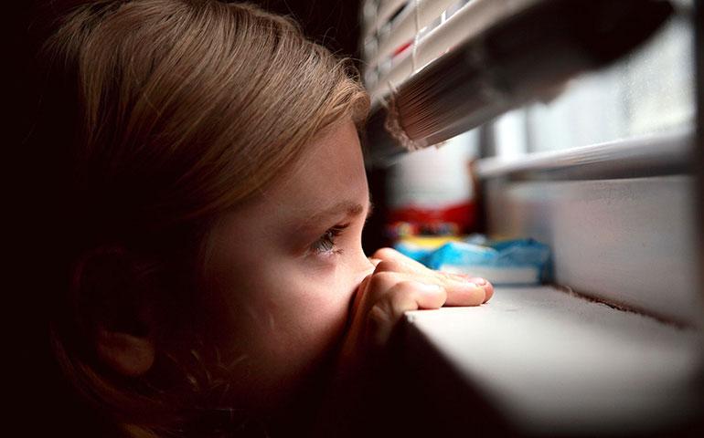 Ребенок на дистанционном обучении