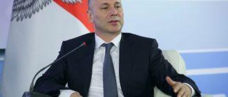 Глава Рособрнадзора Анзор Музаев